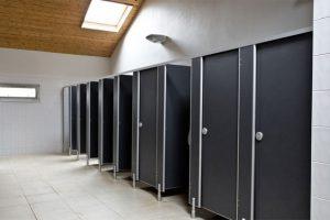 Cho thuê nhà vệ sinh vip inox
