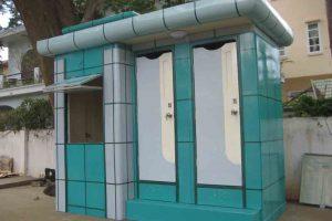 Ưu nhược điểm của nhà vệ sinh công cộng có quầy quản lý