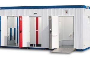 Ưu nhược điểm của nhà vệ sinh di động 3 buồng