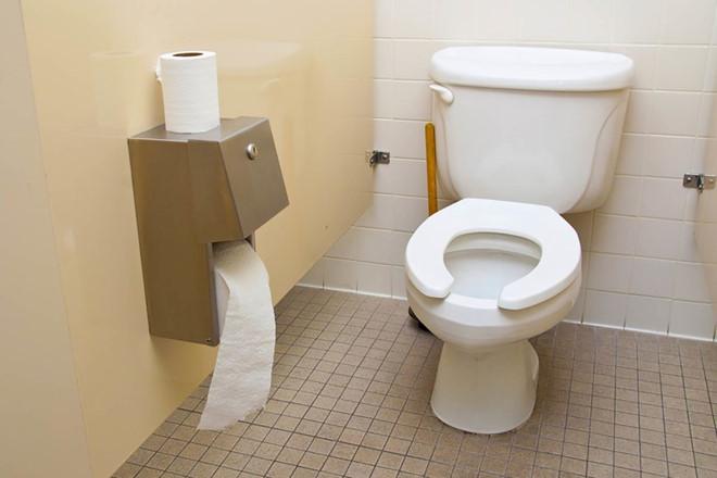 nhà vệ sinh công cộng