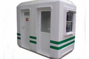 Nhà vệ sinh di động | 5 bước làm nhà vệ sinh di động khi đi dã ngoại