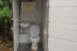 Cho thuê nhà vệ sinh công cộng tại Hoàng Mai