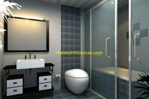 Bán và cho thuê nhà vệ sinh công trình giá rẻ 2020