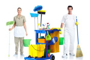 Tìm hiểu về vệ sinh công nghiệp