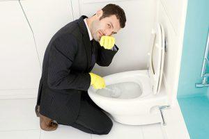 Nguyên nhân, cách giải quyết mùi hôi nhà vệ sinh