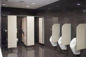 Các tiêu chuẩn khi thiết kế nhà vệ sinh công cộng