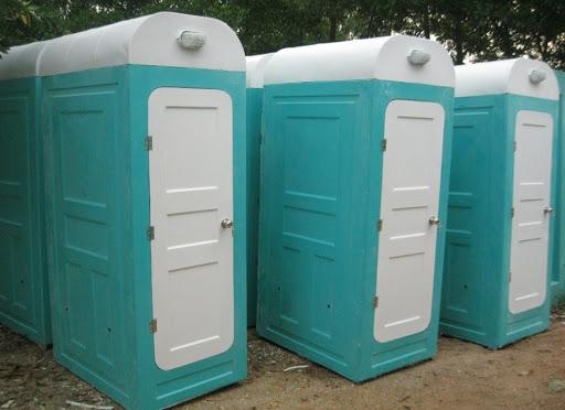 Cho thuê nhà vệ sinh di động tại Bắc Ninh