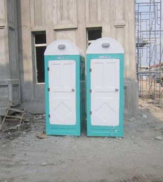 Cho thuê nhà vệ sinh công cộng tại Hưng Yên