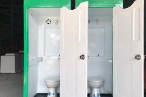 Cho thuê nhà vệ sinh di động tại Nghệ An