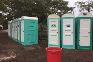 Cho thuê nhà vệ sinh di động tại Ninh Bình