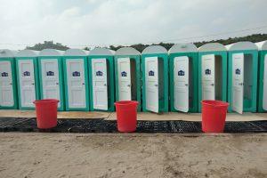 Cho thuê nhà vệ sinh di động tại Nam Định